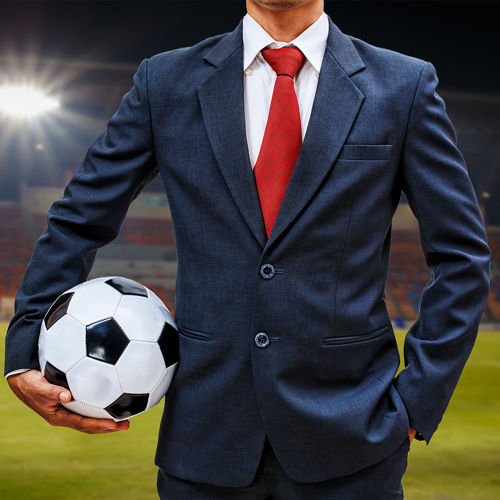Football manager game for iPhone & iPad