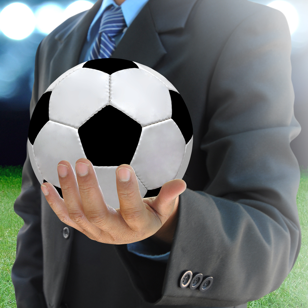 Football manager strategy game